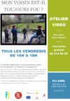 Atelier VIDEO URBAINE